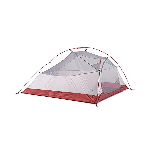 Naturehike Cloud-Up 3 Upgrade Ultralight Tent Backpacking Tent for 3 Person Hiking Camping Outdoor