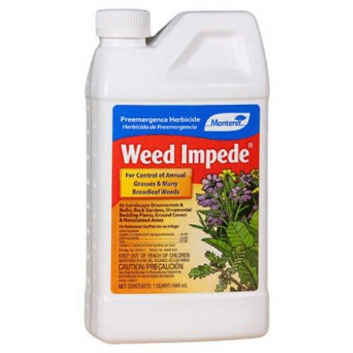 Monterey Weed Impede 32oz - LG5135, White