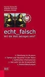 Cover echt_falsch