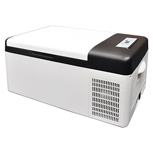 Bonarca 車載用 冷蔵冷凍庫 15L -20℃~20℃まで温度設定可能 2WAY電源対応 アウトドアや緊急時の車中泊にも活躍