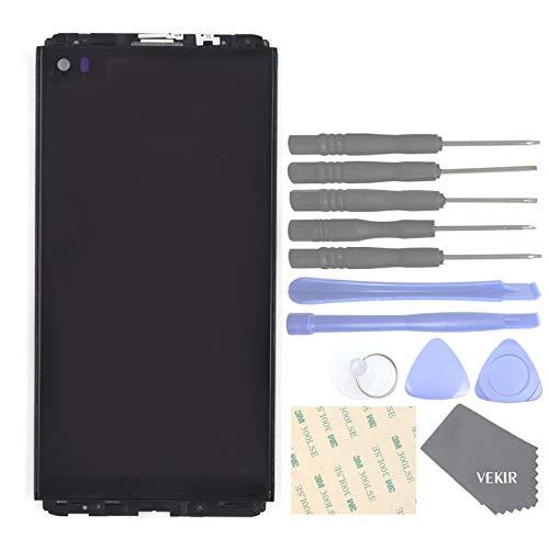 VEKIR Display Touch Digitizer Screen Assembly Replacement for LG V20 LS997 US996 VS995 H990N H990DS H990T H910 H918[with Frame]+ Repair Tool Kit