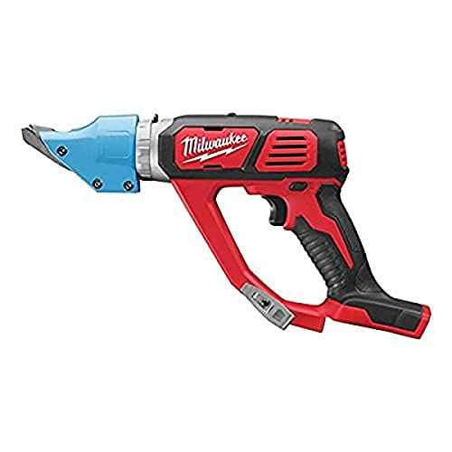 Milwaukee M18BMS20-0 M18 2.0MM Brushed Metal Sheers (Naked-no Batteries or Charger)