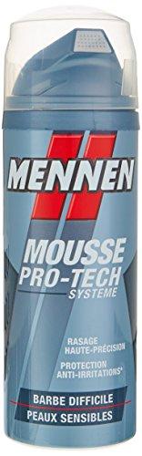 Mennen Mousse Raser Homme pour Barbe Difficile 250 ml