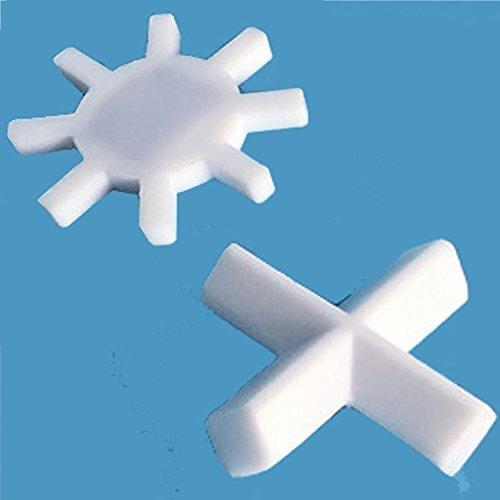 Miscelatore magnetico a croce e ottagonale
