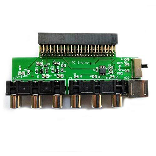 Clius RS Amplificador de audio profesional de componentes electrónicos de repuesto para...