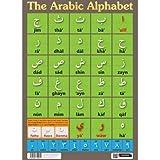 Sumbox Lernposter ABC, arabisches Alphabet