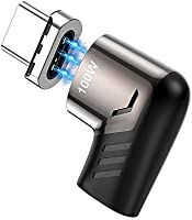 SUNTAIHO USB-C TO USB-C PD マグネット充電ケーブル 用 マグネットType c アダプター