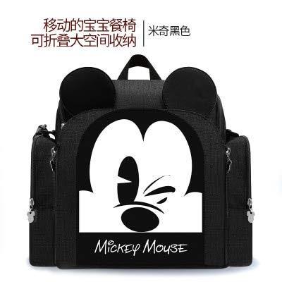 Disney eetkamerstoel tas multifunctionele luiertas nieuwe Stlye waterdichte moeder handtas luier rugzak reizen mama tassen