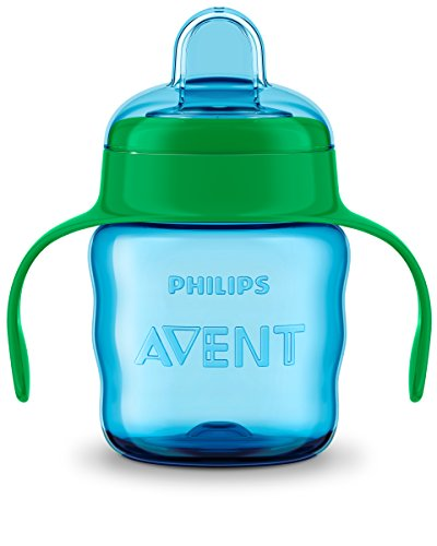 Philips Avent Easysip Trinkbecher, 7oz/200ml, sortiert Farben