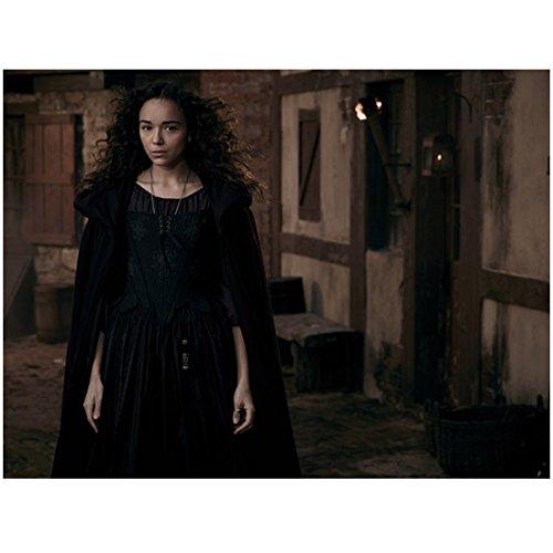 Salem (TV Show) Ashley Madekwe as Tituba on Street 8 x 10 Inch Photo