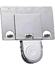 ベルトルーラーFixingCornersクランプホルダを測定テープクリップ精密テープを測定します便利で実用的