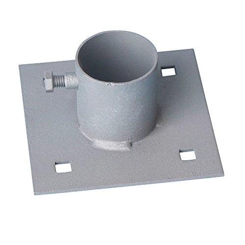 Dock Edge + Base Plate, 2.125