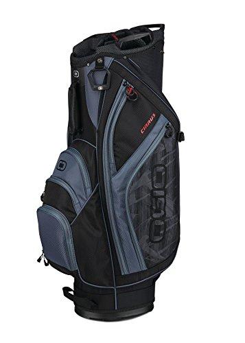OGIO 2018Cirrus Sac Chariot, Cirrus CART Bag, Shoot Black