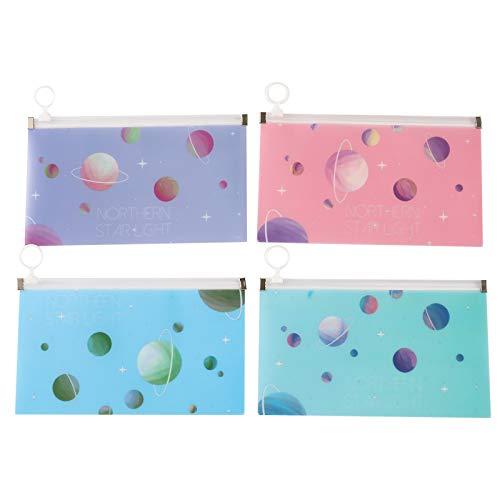 4PCS Aufbewahrungsbox for Masken, Einweg-Gesichtsmasken Behälter Staubdichter Aufbewahrung Organisator, Tragetasche Masken Face Cover, Mundschutz Maskenbox Tasche (A)