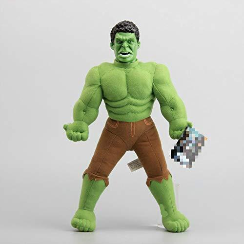 yitao Plüschtier Die Avengers Superheld Hulk Plüsch Puppen Angefüllte Weiche Spielzeug Kinder Geschenk 18