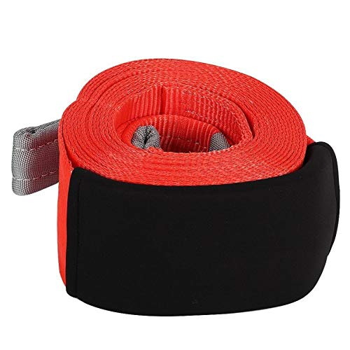 Check Out This HNIWDJ Towing Ropes 15 Tons 9M High Strength Tow Strap Cable Nylon Towing Rope for Ca...