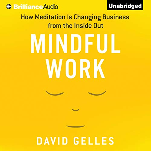 Mindful Work  By  cover art
