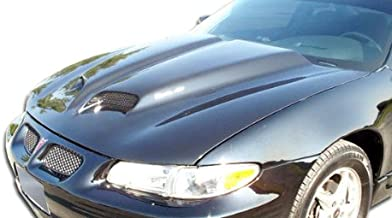 Extreme Dimensions Duraflex Replacement for 1997-2003 Pontiac Grand Prix WS-6 Hood - 1 Piece