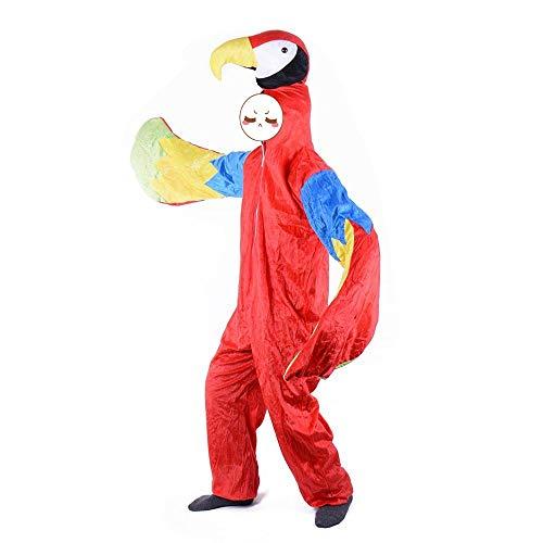 Disfraz De Cosplay Festivo Disfraz De Cos Festivo Disfraz De Guacamayo Adulto Disfraz De Animal Disfraz De Drama DecoracióN De CelebracióN Festiva