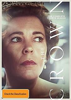 CROWN, THE: SEASON 4 - 4 DISC - DVD