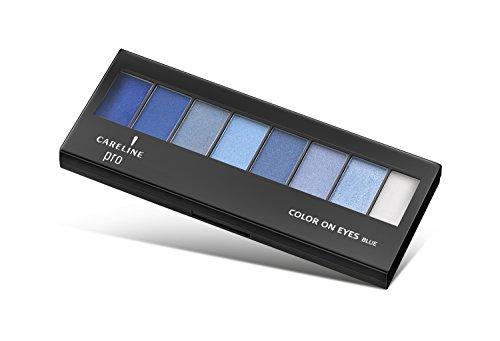 Careline 8 Eye Shadow Set - Blue