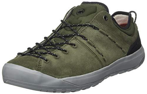 Mammut Hueco Low GTX, Zapatillas para Carreras de montaña Hombre, Dark Iguana-Granit, 41 1/3 EU