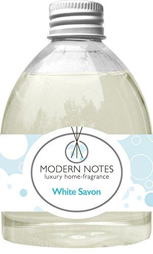 MODERN NOTES リードディフューザー(大) WHITE SAVON 240mL