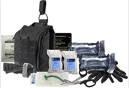 5.11 Advanced Trauma Individual Kit Thigh Drop Black
