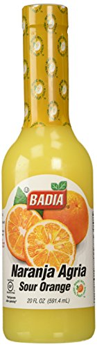 Badia Sour Orange -- 20 fl oz