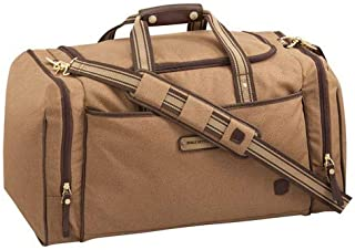 Noble Outfitters Signature Unisex Leather Duffle Bag