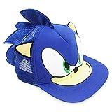 Sonic the Hedgehog Anime Series Cosplay Berretto da baseball regolabile Beach Party Concert Protezione solare Cap
