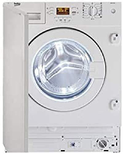 Beko WITC7612B0W lavatrice Incasso Caricamento frontale Bianco 7 kg 1200 Giri/min A+++