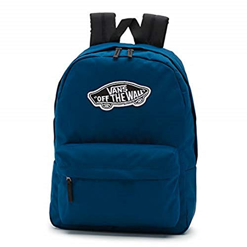 Vans REALM BACKPACK Zaino Casual 42 Centimeters 22 Blu (Gibraltar Sea)