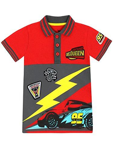 Disney Cars Jungen Poloshirt 98