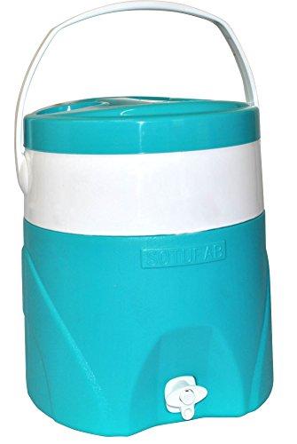 Bo Time 6193603539238 - Nevera de Agua con Grifo (15 L), Multicolor