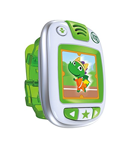 LeapFrog Reloj de Actividades, Color Verde (Cefa Toys 81474)