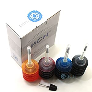 BCH ID30KCMY Printer Refill Ink for PG 240 243 245 CL 241 244 246 XL Cartridges