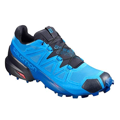 SALOMON Herren Shoes Speedcross Laufschuhe, Blau (Blauer Aster/Lapisblau/Marineblazer), 44 EU