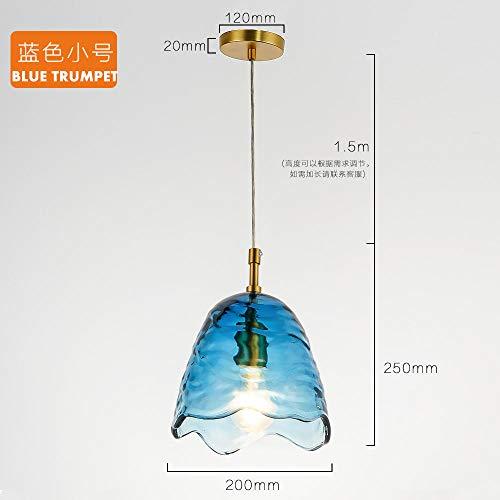 Lampen hanglamp plafondlamp hanglamp plafondverlichting restaurant lamp kroonluchter eenvoudig modern licht luxe sfeer huis creatief glas drie eetkamer lamp bar Nordic lampen @ Blue