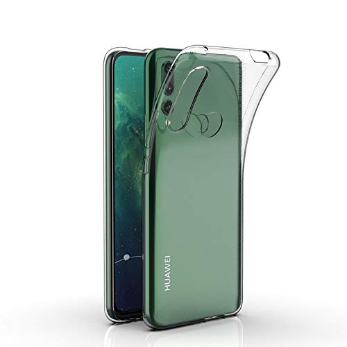 Casodon Back Case Cover for Huawei Y9 Prime 2019 [Protective + Anti...