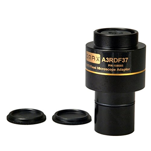 OMAX 0.37X Reduction Lens for Microscope Camera
