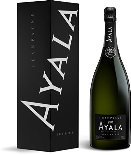 Champagne Ayala Brut Majeur in Geschenkverpackung (1 x 1500 l)