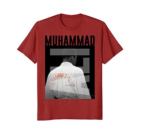 Muhammad Ali All star white robe T-shirt