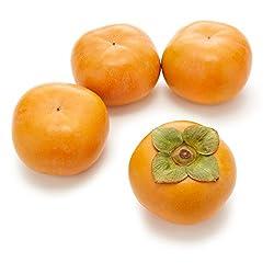 国内産 次郎柿 4個
