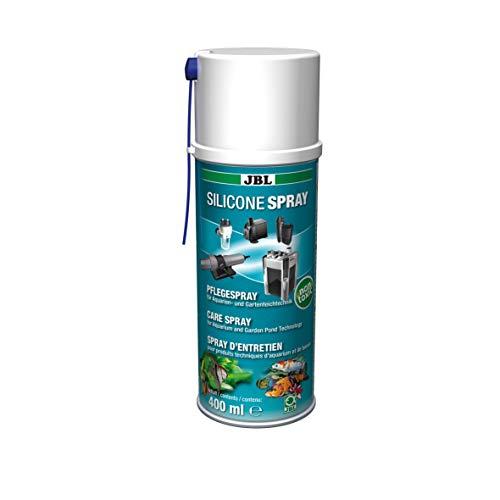 JBL Silicone Spray 61395 Pflegespray für Aquarien- und Gartenteichtechnik, 400ml
