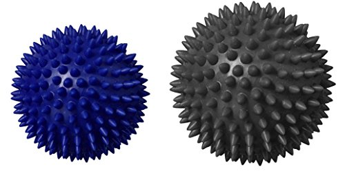 Best sport 2-Piece Massage Balls - Red/Blue