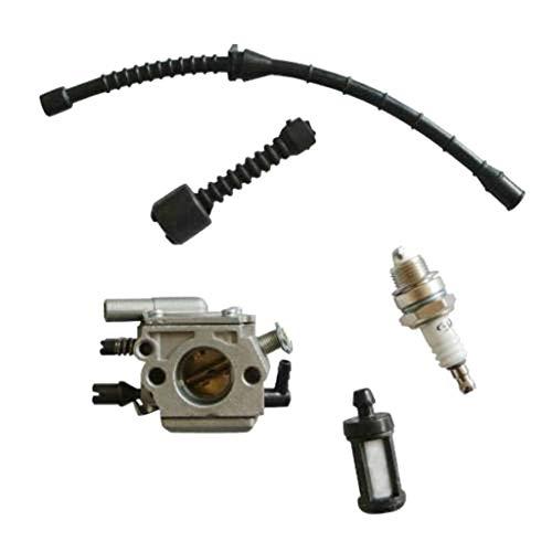 Amuzocity Manguera de Filtro de Combustible de Carburador para 038 MS380 MS381