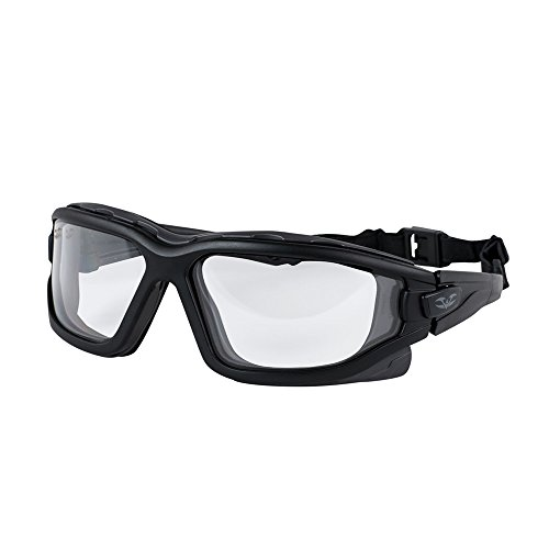 Valken Airsoft Zulu Thermal Lens Goggles - Clear Lens,One Size