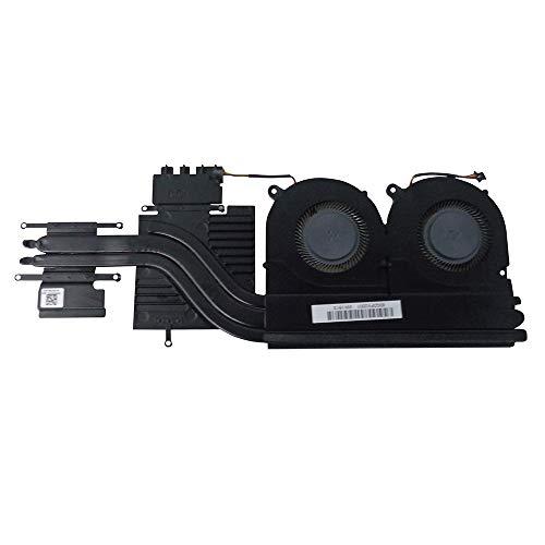 Acer Predator Helios 300 PH315-51 - Ventilador de CPU doble y disipador de calor 60.Q3FN2.001