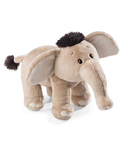Nici 41692 Wild Friends olifant EL-Frido met piep in de rook, 22cm staand, in geschenkdoos
